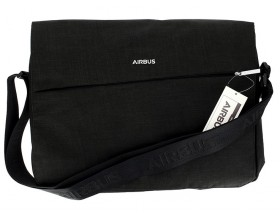 Exclusive Airbus messenger bag