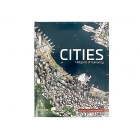 "Libro de imágenes satelitales ""CITIES- Hotspots of humanity"""