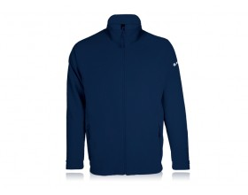 Men's micro fleece zipped jacket