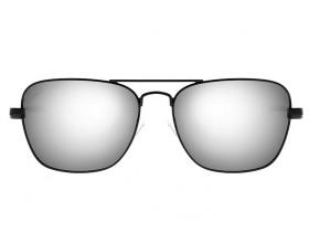 Exclusive carbon fibre sunglasses Aviator M1