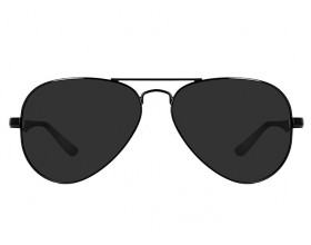 Exclusive carbon fibre sunglasses Aviator G2