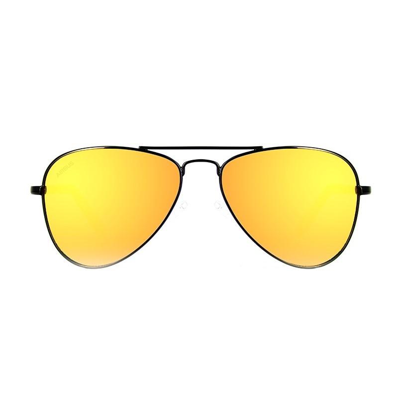 4c09235ef7 Gafas de sol Aviador para ninos naranjas - Let's shop Airbus