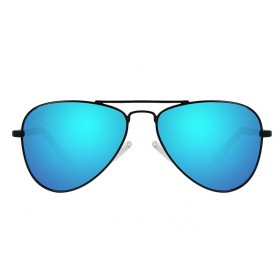 Gafas de sol Aviador para ninos azules