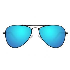 Lunettes de soleil Aviateur enfants bleues