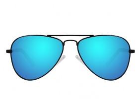 Exclusive Sunglasses Children Aviator blue