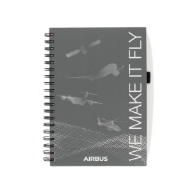 "19 x 25 Work book ""we make it fly"""
