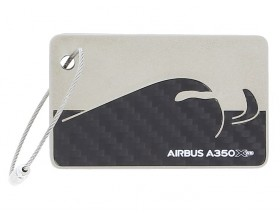 Etiqueta de equipaje A350 XWB