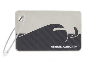 Etiquette bagage A350 XWB