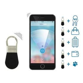 Schlüsselanhänger mit Smartphoneverbindung