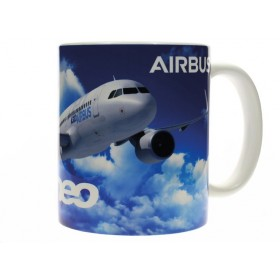 A320neo collection mug