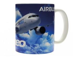 Mug collection A320neo