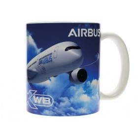 Mug collection A350 XWB