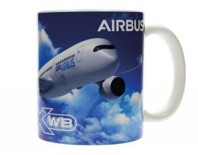 A350 XWB collection mug
