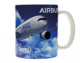 Mug collection A350 XWB