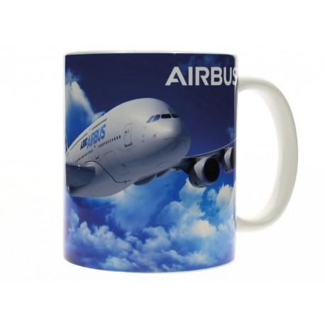 A380 collection mug
