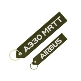 "A330 MRTT ""remove before flight"" key ring"