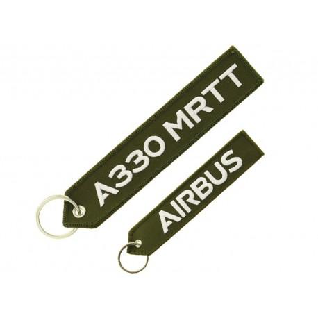 """Porte clés A330MRTT """"remove before flight"""""""