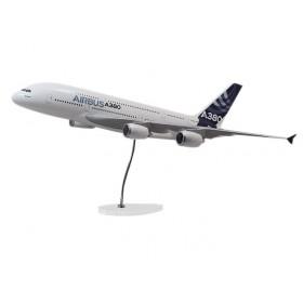 """Maquette """"executive"""" A380 moteurs EA échelle 1:200"""