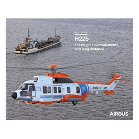 Airbus Helicopters H225 poster