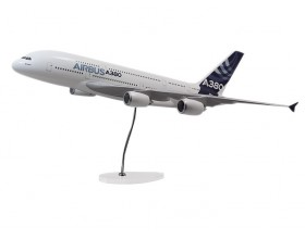 A380 EA 1:100 scale model