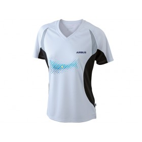"Women's Airbus running shirt ""TOPCOOL"""