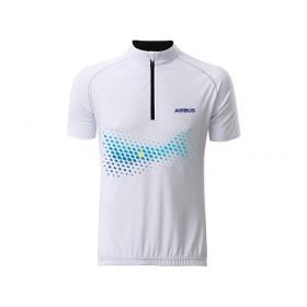 Camiseta de ciclismo Airbus para hombre