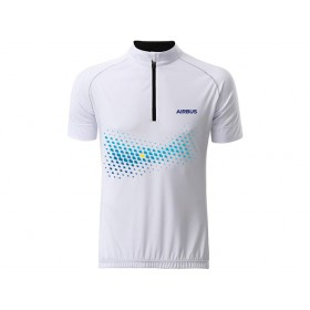 Cycling T-shirt Airbus for men
