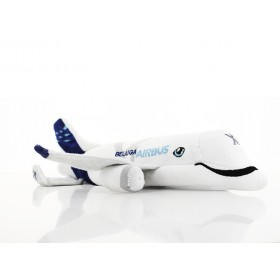 Beluga XL plush plane