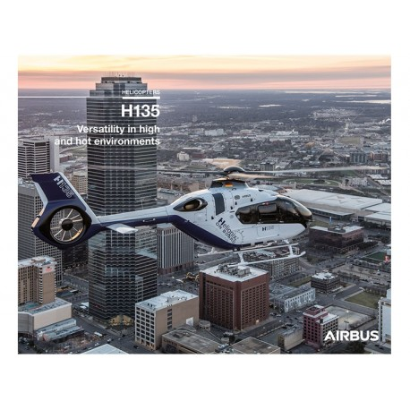 Airbus Helicopters H135 poster