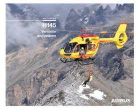 Airbus Helicopters H145 poster