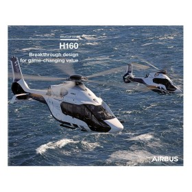 Airbus Helicopters H160 poster