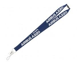 A220 badge holder