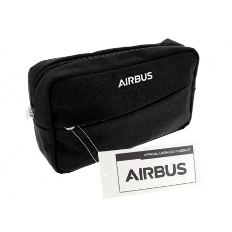 Exclusive Airbus accessories pouch