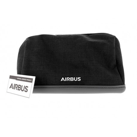 Exclusive Airbus toiletry bag