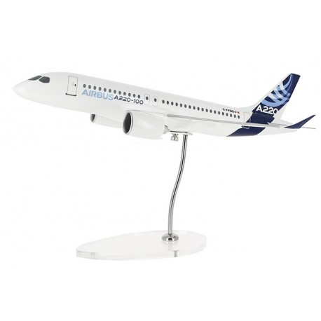 A220-100 1:100 scale model