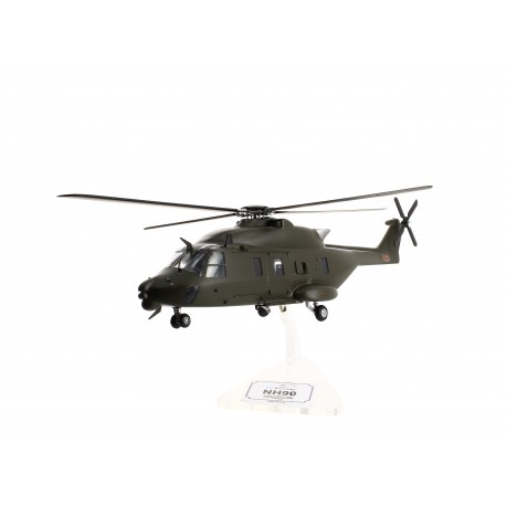 NH-90 TTH Model KAKI Military livery scale 1: 50