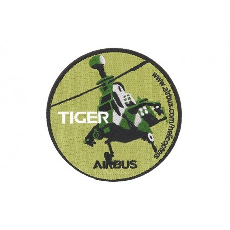 TIGER HCP embroidered patch