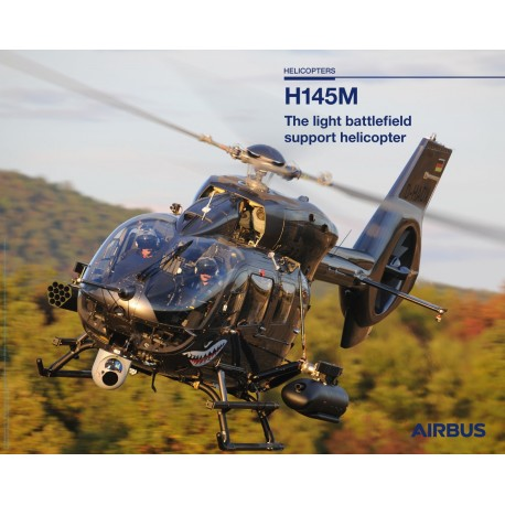 Airbus Helicopters H145M poster