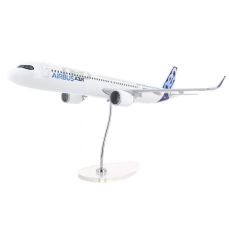 A321 Neo Long Range 1:100 scale model