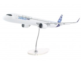 A321 Neo modelo Long Range escala  1:100