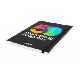 """cuaderno de papel de piedra """"50 years"""". Edición limitada"""