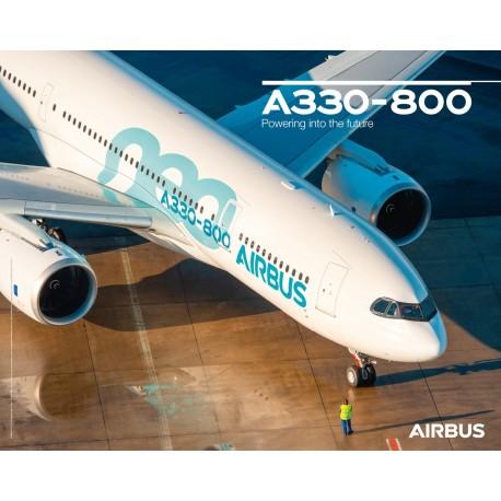 Poster A330neo Bodenansicht