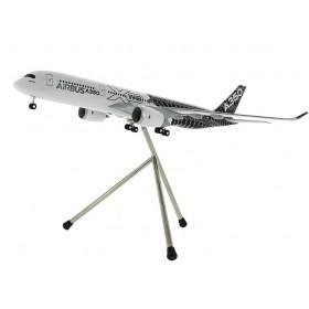 A350 XWB carbon livery 1:200 model
