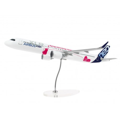 Maquette A321neo XLR échelle 1:100
