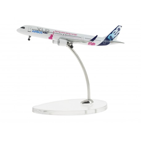 Maquette A321XLR New-York London échelle 1:400