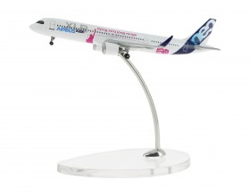 A321XLR New-York London escala 1:400