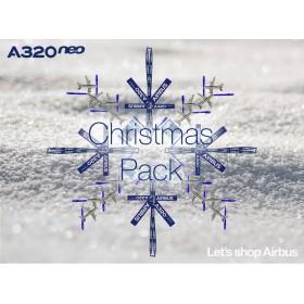 A320 Weihnachtspackung