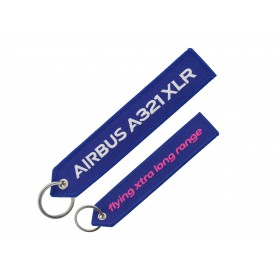 A321XLR key ring