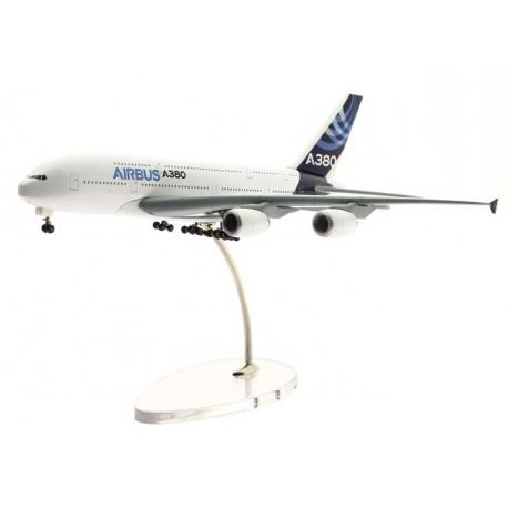 Maquette A380 échelle 1:400