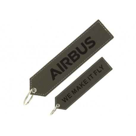 "Llavero VIP Airbus ""We make it fly"""